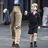 Prince George's School Curriculum and Homework 2018