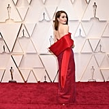 Kaitlyn Dever's Sustainable Dress at the 2020 Oscars