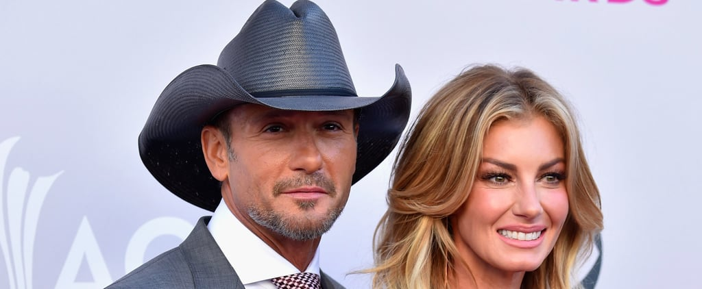 Faith Hill and Tim McGraw Turn Up the Heat at the ACM Awards