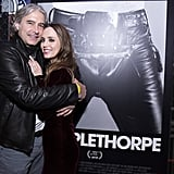 Eliza Dushku and Peter Palandjian