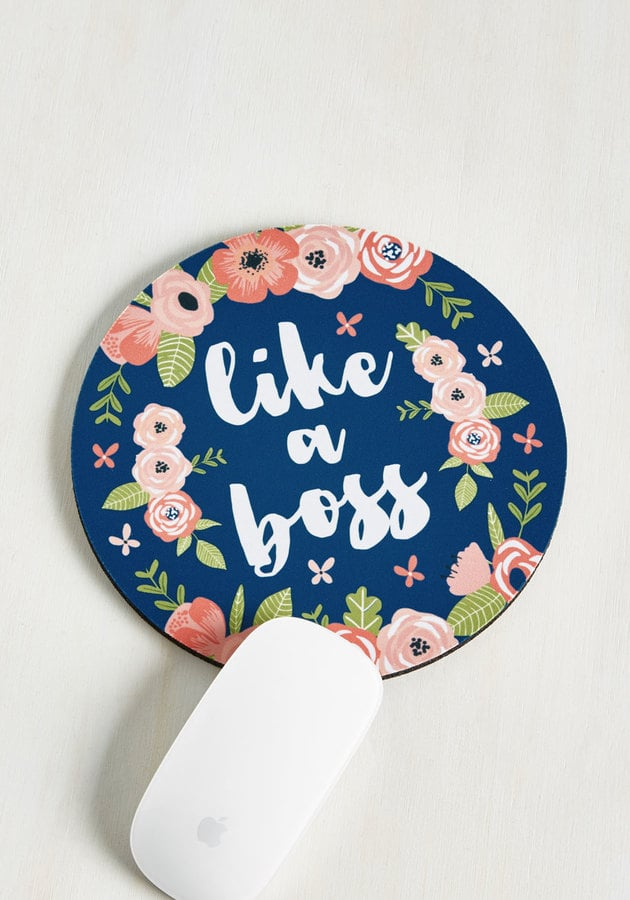 In the Key of Genius Mouse Pad ($15)
