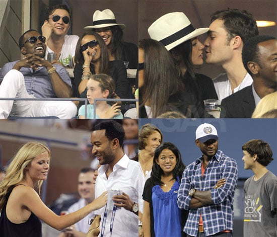 Pictures of Brooklyn Decker, Andy Roddick Losing at US Open With Kanye West, Usher, Ed Westwick and More 2010-09-02 09:15:00