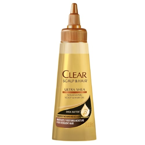 Clear Ultra Shea Nourishing Scalp & Hair Oil