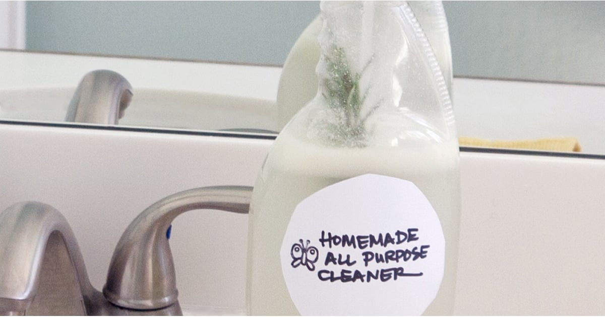 homemade all purpose cleaner all purpose cleaner popsugar smart living 13312
