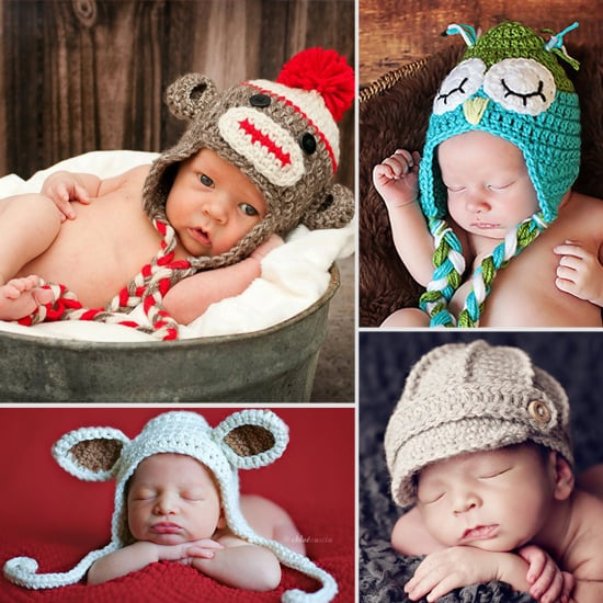 Absolutely Adorable! 10 Handmade Unisex Baby Hats