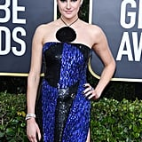 Shailene Woodley at the 2020 Golden Globes