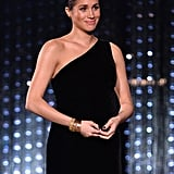 Meghan Markle at the 2018 Fashion Awards
