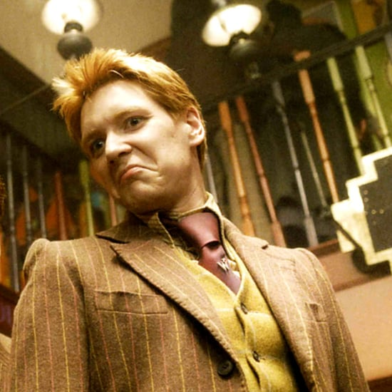 George Weasley Is Willy Wonka Theory