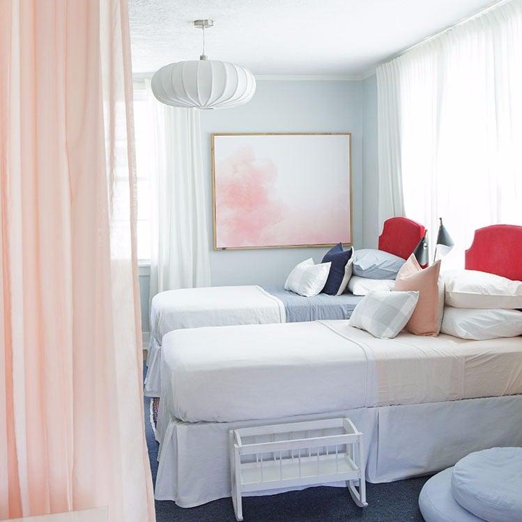 Most Calming Colors most calming paint colors | popsugar home
