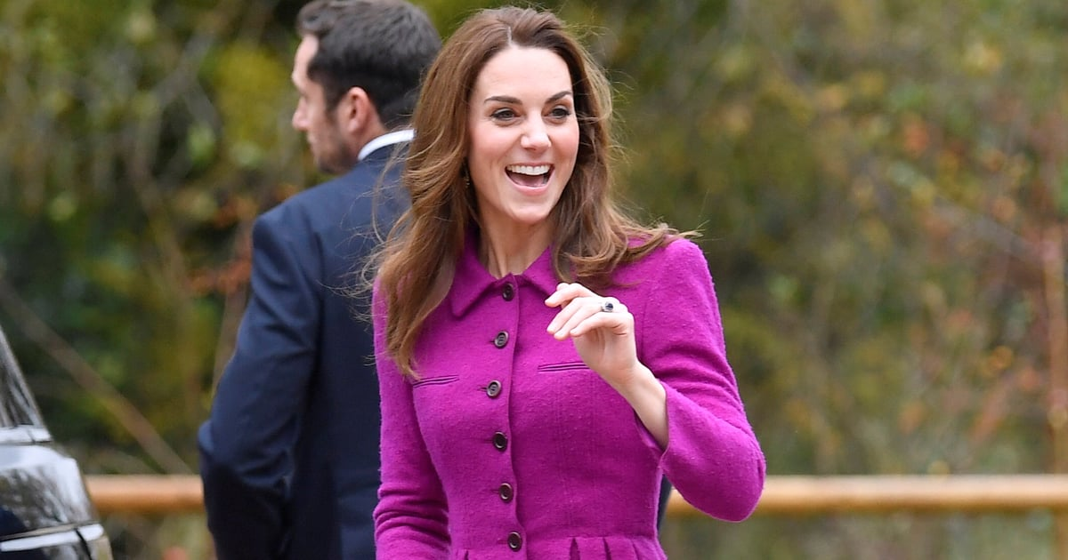 Kate Middleton's Outfit Has Me Thinking About Pink Suits