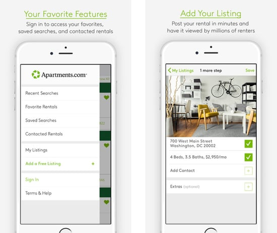 Best Apartment Hunting Apps