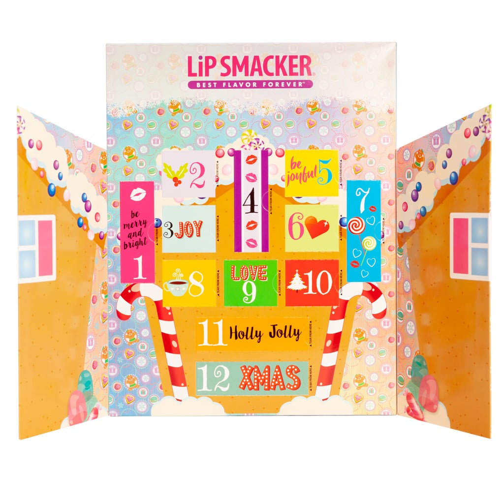 lip smacker advent calendar 2018 popsugar beauty photo 3. Black Bedroom Furniture Sets. Home Design Ideas