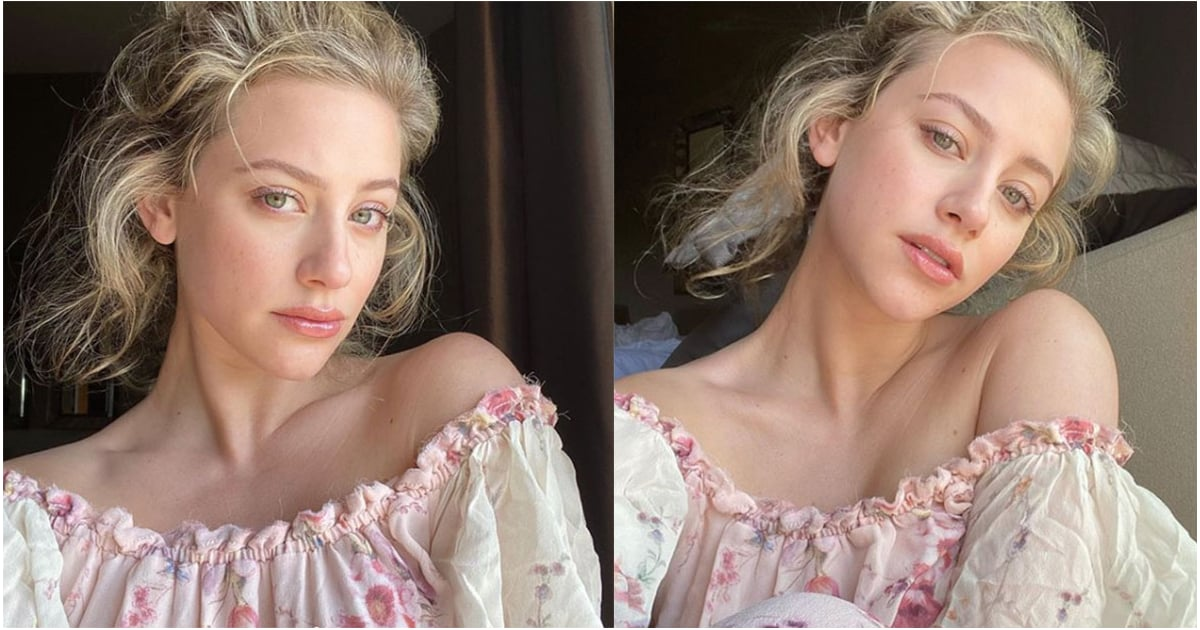"Lili Reinhart On Her Journey to Self-Acceptance and Confidence — ""I Don't Think it Really Ever Ends"""