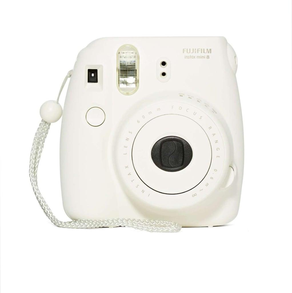 Fujifilm Instax Mini 8 Instant Camera ($100)