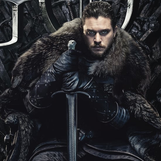 Jon Snow and Ned Stark Theory About Game of Thrones Posters