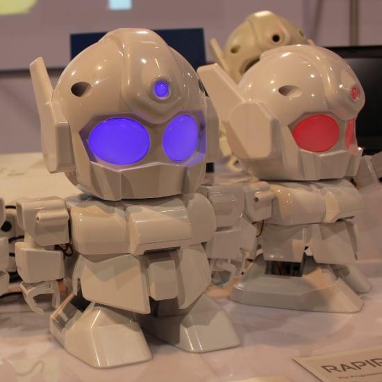 Robots at CES 2014