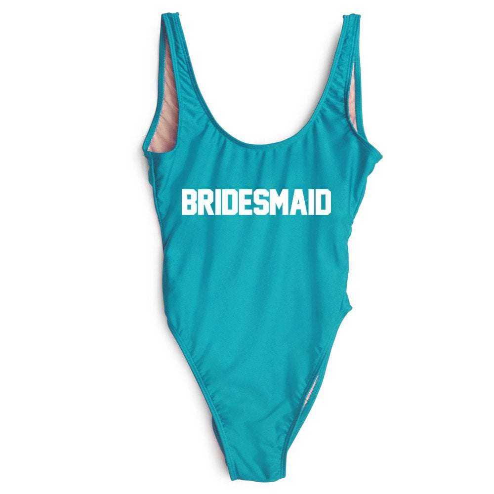 Private Party Bridesmaid Swimsuit ($99)