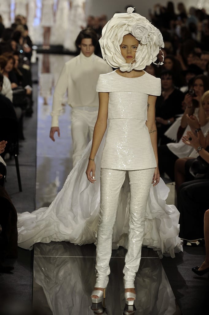Chanel Haute Couture, Spring 2009