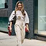 Street Style Trend at Fashion Week: Safari Dressing