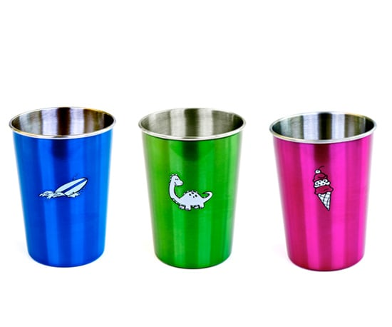 Stainless Steel Items For Kids | POPSUGAR Moms C Cup Example