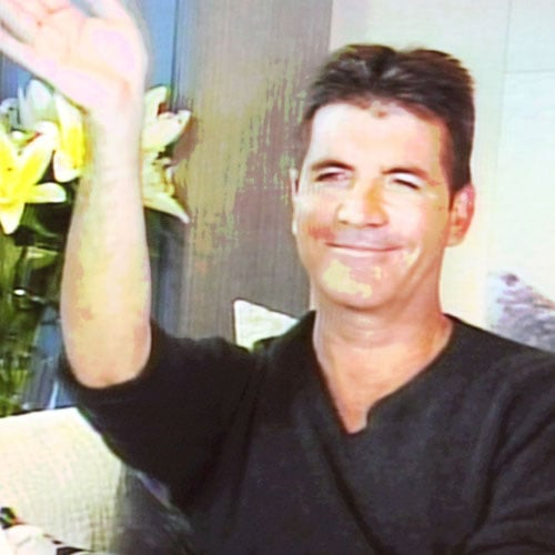 Simon Cowell Talks About The X Factor at TCA