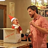 This Family Has a Real-Life Elf on the Shelf, and He's Cuter Than All of Ours