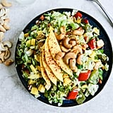 Cashew Chicken Chopped Salad