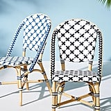 Woven Bistro Dining Chair