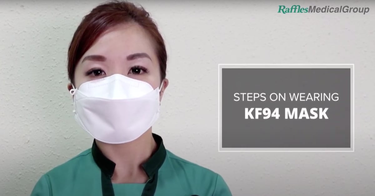 KF94 Masks Block About 94 Percent of Viral Particles — Consider Them For COVID-19 Protection