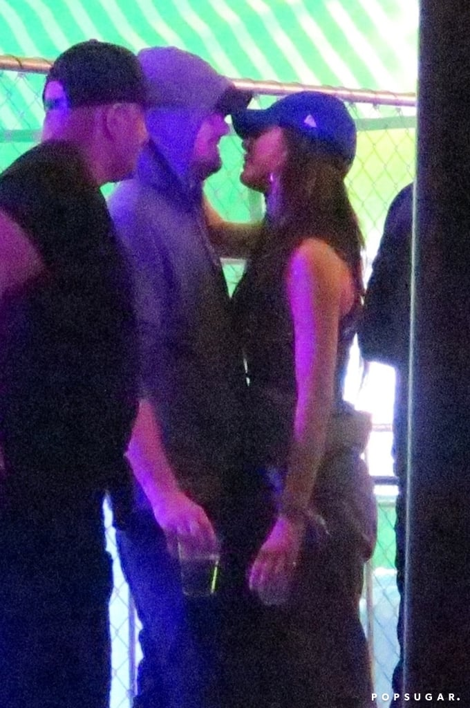 Leonardo DiCaprio and Camila Morrone