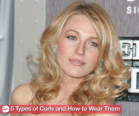 Which Types of Curls Look Good on Your Face Shape 2010-09-02 14:31:05