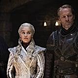 Emilia Clarke Hair Game of Thrones