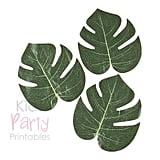 Palm Leaf Printables