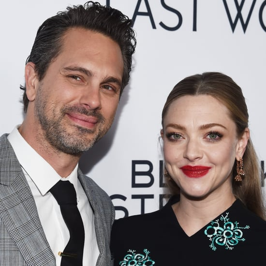Amanda Seyfried and Thomas Sadoski Are Married