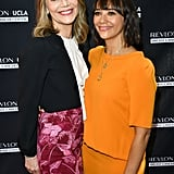 Rashida Jones Spends a Sweet Afternoon With Her Famous Mom, Peggy Lipton