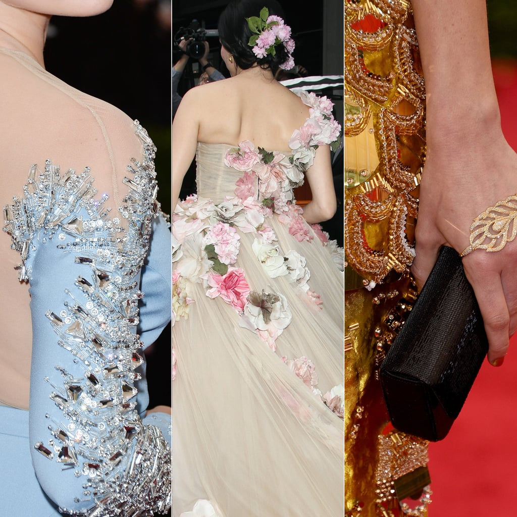 The Prettiest Met Gala Shots Need to Be Zoomed In