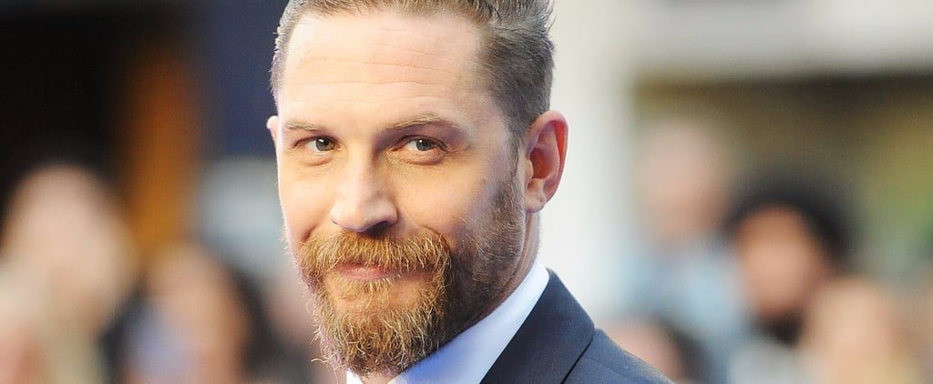 Tom Hardy Refuses to Discuss James Bond, Makes Us Want Him to Get It More