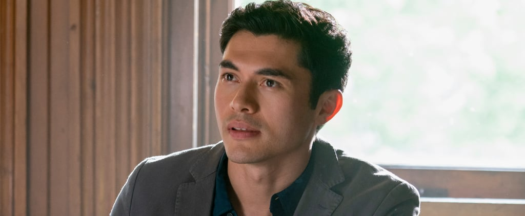 Henry Golding Interview About A Simple Favor 2018
