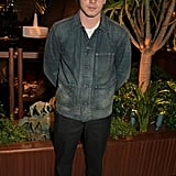 Brooklyn Beckham at the Love & YouTube Party During London Fashion Week
