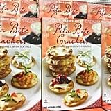 Pita Bite Crackers ($2)