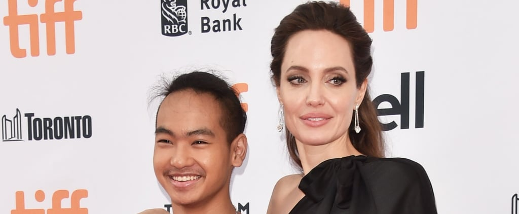 Maddox Jolie-Pitt Quotes About Angelina September 2017