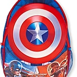 Avengers Captain America Civil War Shield Backpack