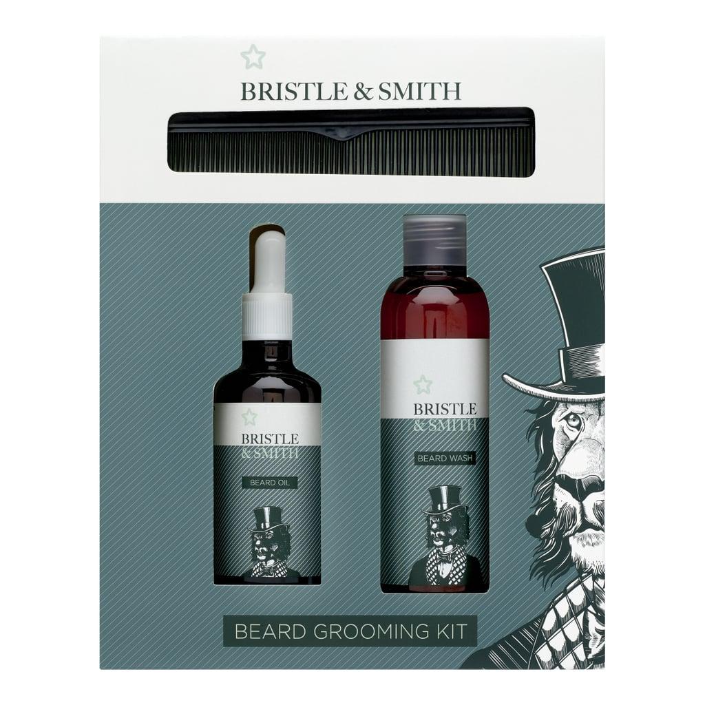 Superdrug Bristle & Smith Beard Grooming Kit