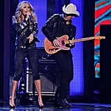 2010 — Carrie Underwood and Brad Paisley