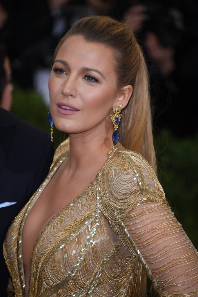 The Pony Facelift as Seen on Blake Lively