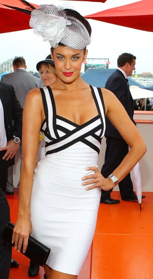 Megan Gale Is New Host Of Project Runway for 2011 Season. Buh Bye Kristy Hinze!