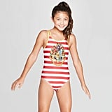 Girls' Harry Potter One-Piece Swimsuit