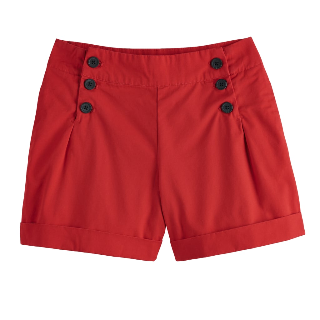 The Short: A Red Sailor