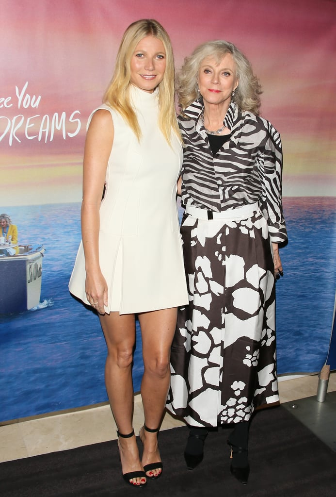 Gwyneth Paltrow Has an Adorable Night Out With Her Mom