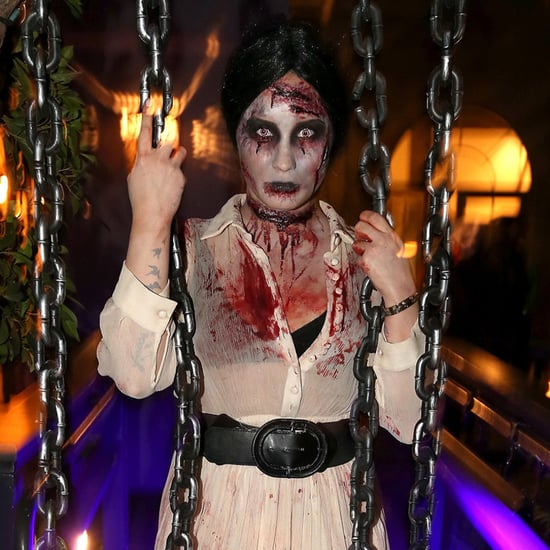 Scariest Celebrity Halloween Costumes